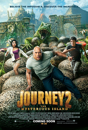 Journey 2: The Mysterious Island | HD | Google Play | UK