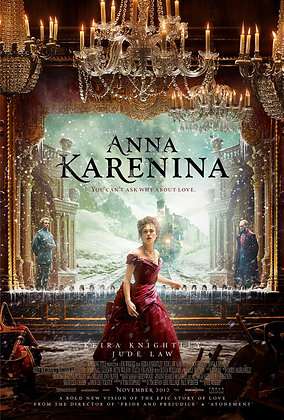 Anna Karenina | HD | Google Play | UK