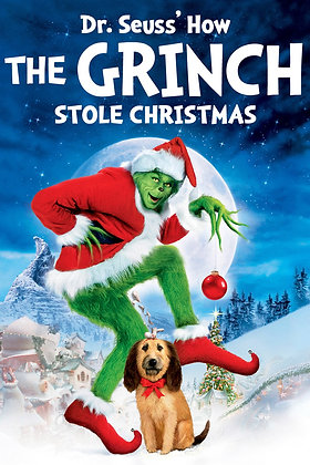 How the Grinch Stole Christmas | HD | Movies Anywhere or VUDU | USA