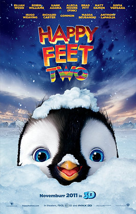 Happy Feet Two | HD | Movies Anywhere or VUDU | USA