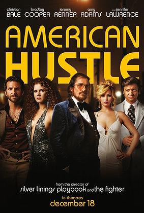 American Hustle | HD | Movies Anywhere or VUDU | USA