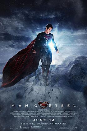 Man of Steel | HD | Movies Anywhere or VUDU | USA