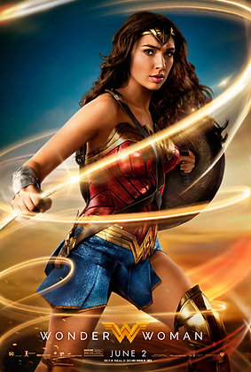 Wonder Woman | HD | Movies Anywhere or VUDU | USA