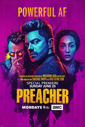 Preacher: Season 2 | HD | Google Play | UK
