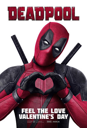 Deadpool | HD | Google Play | UK