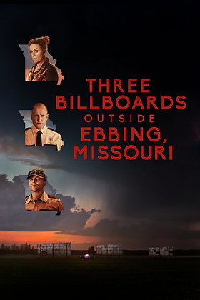 Three Billboards Outside Ebbing, Missouri | HD | MA, VUDU or GP | USA