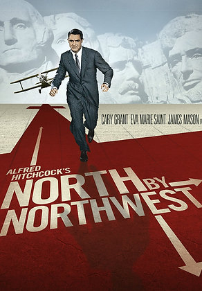 North by Northwest | HD | Google Play | UK