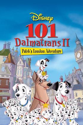 101 Dalmatians 2: Patch's London Adventure   HD   Google Play   USA