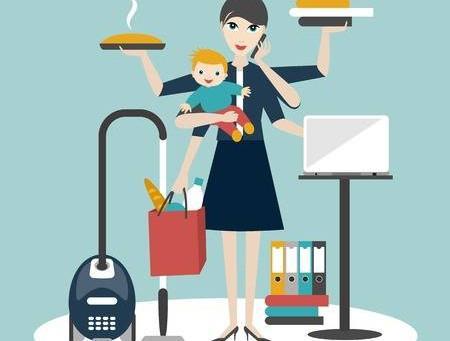 No Childcare, Work & COVID-19