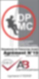 Agrément SCAF DPMC