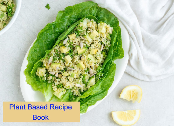 Plant Based Recipe Book