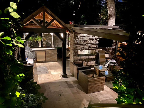 Apex Outdoor Systems, Premium Back Yard Lighting