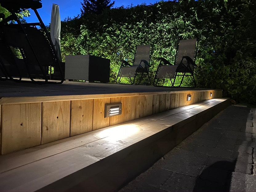 Deck Lighting Toronto