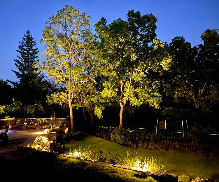 London Landscape Lighting