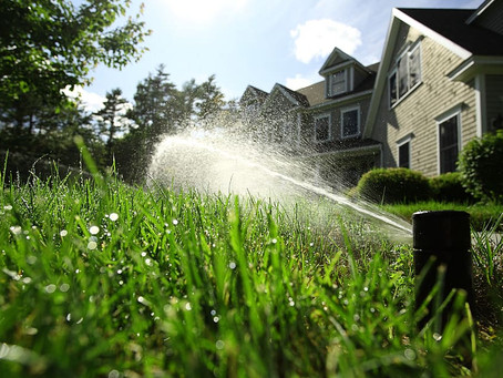Make your Irrigation System 70% more efficient