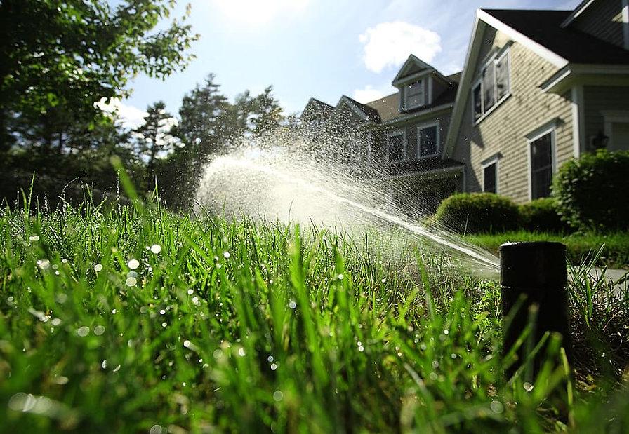 irrigation toronto
