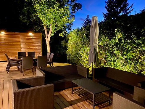 Apex Outdoor Systems, Thornhill Landscape Lighting