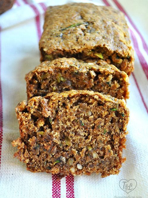 (Mini Loaf) Superfood Vegan with Walnuts