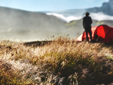 Camping on Iceland's Ring Road: Campsites list