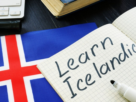 Learn The Icelandic Alphabet and Its Pronunciation
