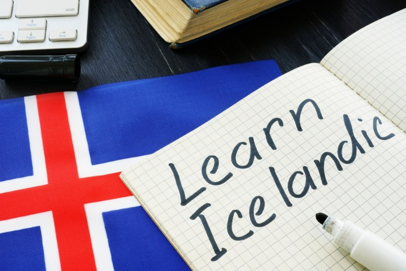 Learning Icelandic alphabet and pronunciation is not easy but very interesting