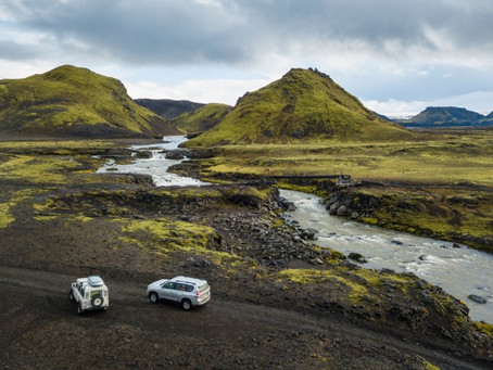 4x4 Camper in Iceland: Your Pass to F- Roads