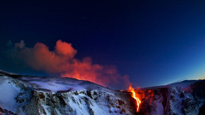 What's the History Behind the Eyjafjallajokull Volcano