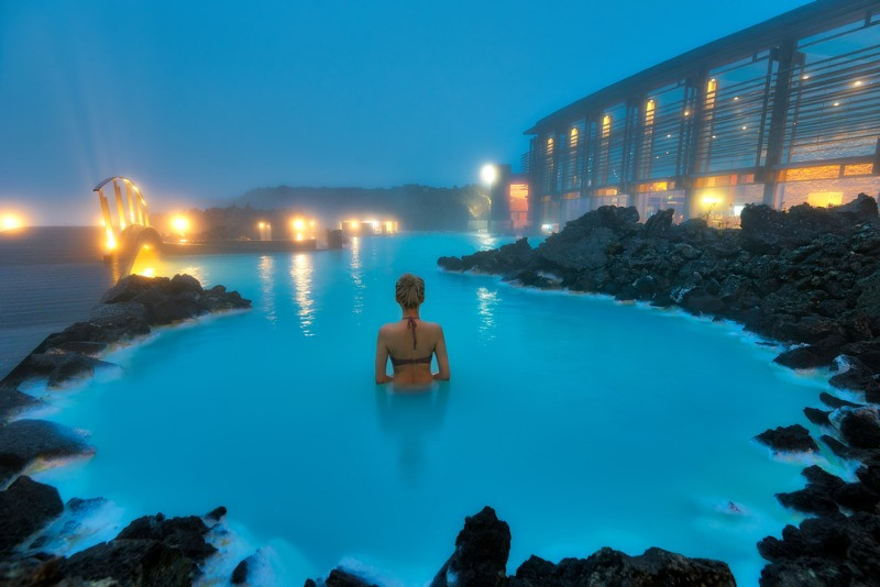Blue Lagoon and Lara Restaurant are the most famous in Iceland