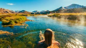 The Geothermal Pools of Landmannalaugar