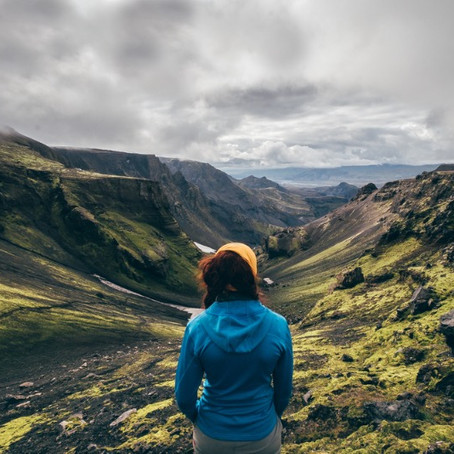 Laugavegur Hiking Trail: Iceland's Highlands
