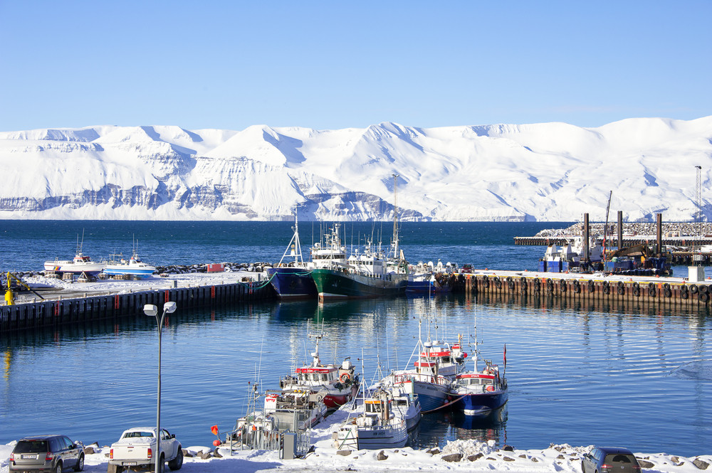Husavik is one of the locations of the Iceland Eurovision Movie