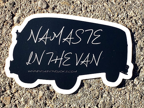 Namaste In The Van