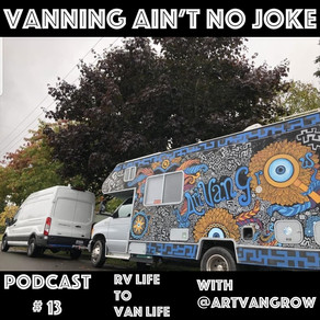 Podcast #13: RV Life To Van Life