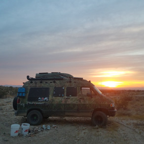 Living In A Van Taught Me A Lot About Me