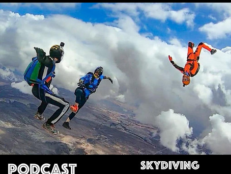 Podcast #15: Learning to Skydive