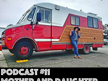 Podcast #11: Mother and Daughter Live in Fire Truck