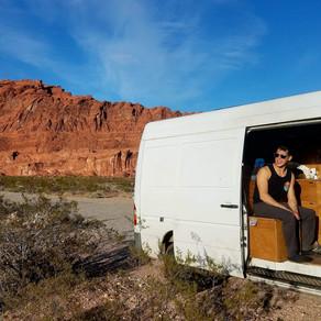 Van Lifer: Neal Eisler and Phoenix the Van (My Brother Lives In A Van?!)