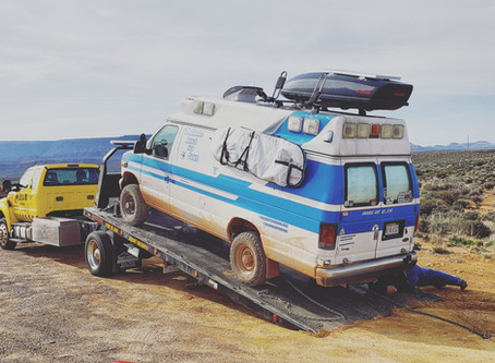 How To Deal With Van Life Breaking Down