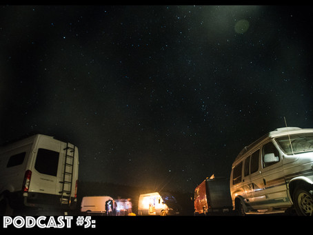 VANJ Podcast #5: Reflecting on Descend On Bend with The Van Kookz, Charco Travels, and Free Tired