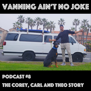 VANJ Podcast #8: The Corey, Carl and Theo Story