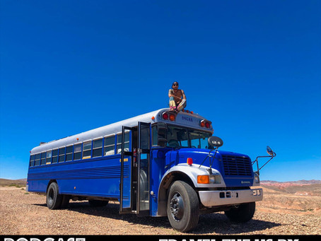 Podcast #14: Come Travel The U.S. By Bogan Bus