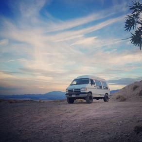 Van Life: A Trade Off of Comforts vs Freedom