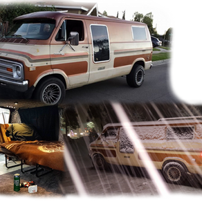 VAN LIFE: The Real Life Survival Video Game
