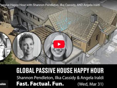 Silvergreen: a Prefab Passive House presentation