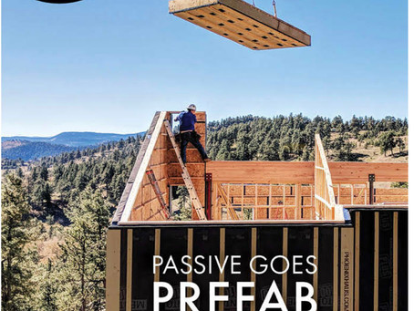 Passive Goes Prefab - Passive House Accelerator spotlights a Holzraum System Project