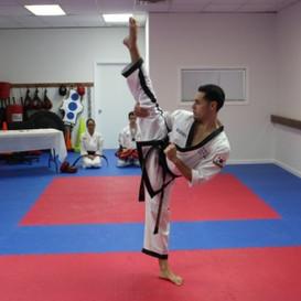 First Belt Test