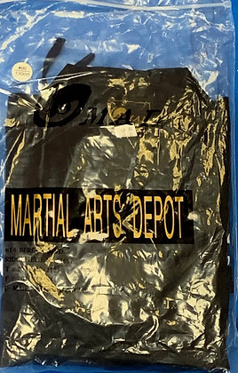 Adult Walter Martial Arts Black Uniform
