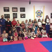 Girl Scout Class