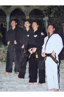 The Kang Family