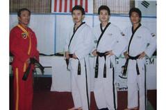 Suh Chong Kang and sons